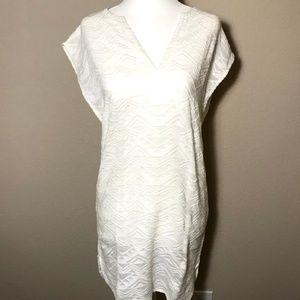 Madewell White Dress